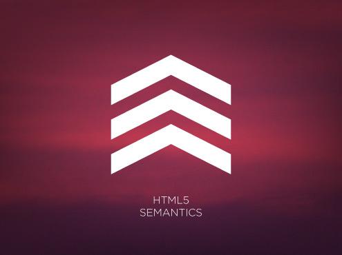 La sémantique selon HTML5